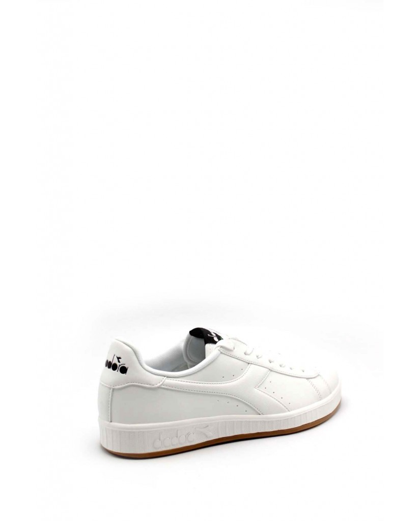 Diadora Sneakers F.gomma Game p Uomo Bianco Sportivo