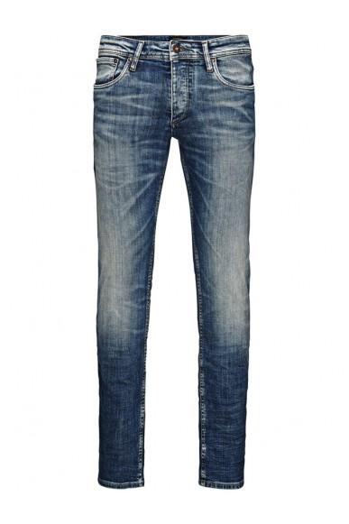 Jackejones Jeans   Jjiglenn jjoriginal jj 887 noos Uomo Blu Fashion