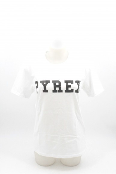 Pyrex T-shirt   Unisex Bianco Fashion