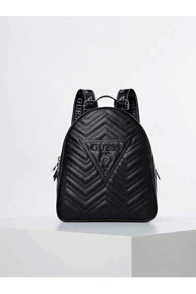 Guess Backpacks   Zana large backpack Donna Nero Fashion