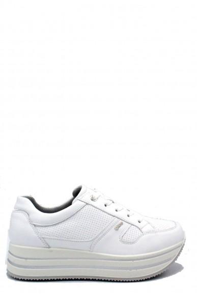 Igieco Sneakers   Donna Bianco Fashion