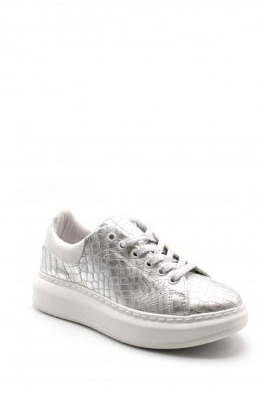 Vitamina Sneakers F.gomma Greta Donna Argento Fashion