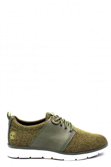 Timberland Sneakers F.gomma Killington l/f oxfor grape leaf Uomo Grigio Fashion