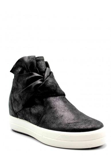 Igieco Sneakers F.gomma Scamos.nu.metal Donna Nero Casual