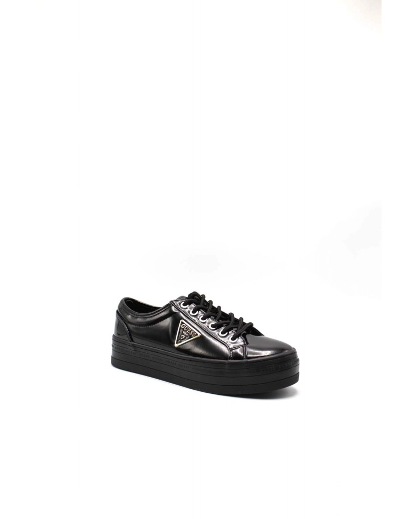 Guess Sneakers F.gomma Bhania/active lady/leather lik Donna Nero Fashion