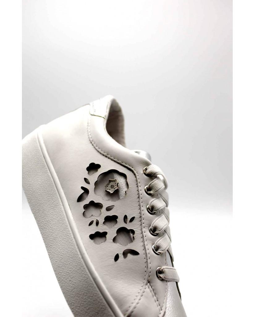 Apepazza Sneakers F.gomma Sami Donna Argento Fashion