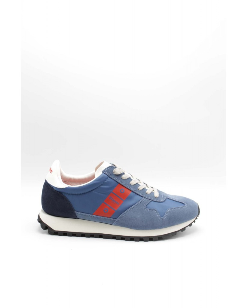 Blauer Sneakers F.gomma Dawson01 Uomo Avio Fashion