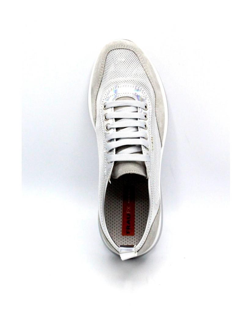 Frau Sneakers F.gomma 36/41 42e4 made in italy fx Donna Grigio Casual