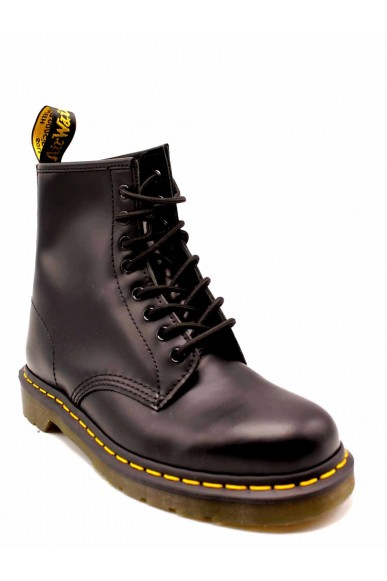 Dr. martens Stivaletti F.gomma 1460 smooth black 8 eye z welt Unisex Nero Fashion