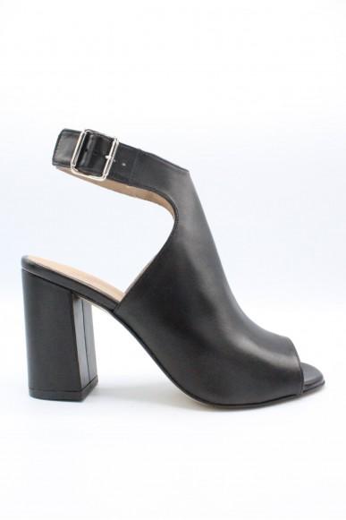 Carmens Sandali F.gomma 36/40 Donna Nero Fashion