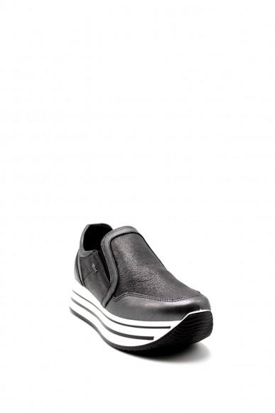 Igieco Sneakers F.gomma Dky 61660 Donna Nero Casual