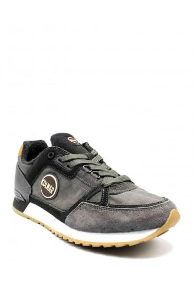 Colmar Sneakers F.gomma 40-45 Uomo Grigio Casual