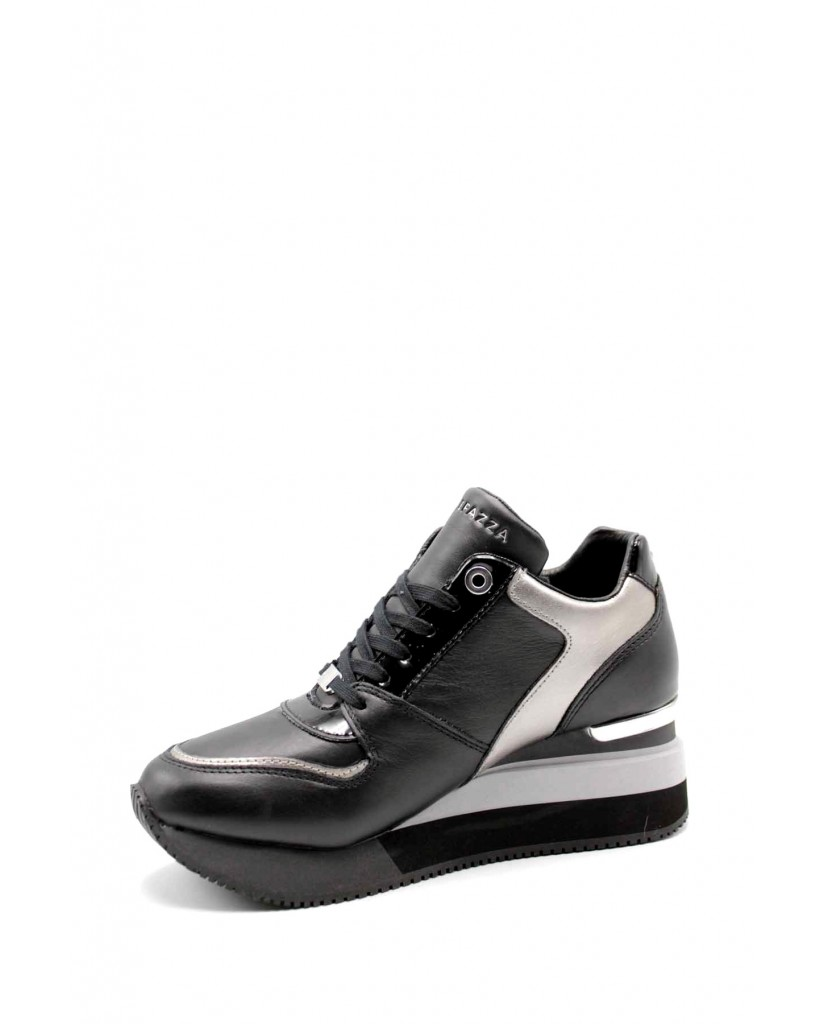 Apepazza Sneakers F.gomma Hylda Donna Nero Fashion