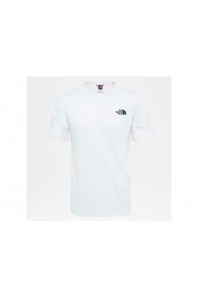 The north face T-shirt   Red box tee tnf white Uomo Bianco Streetwear