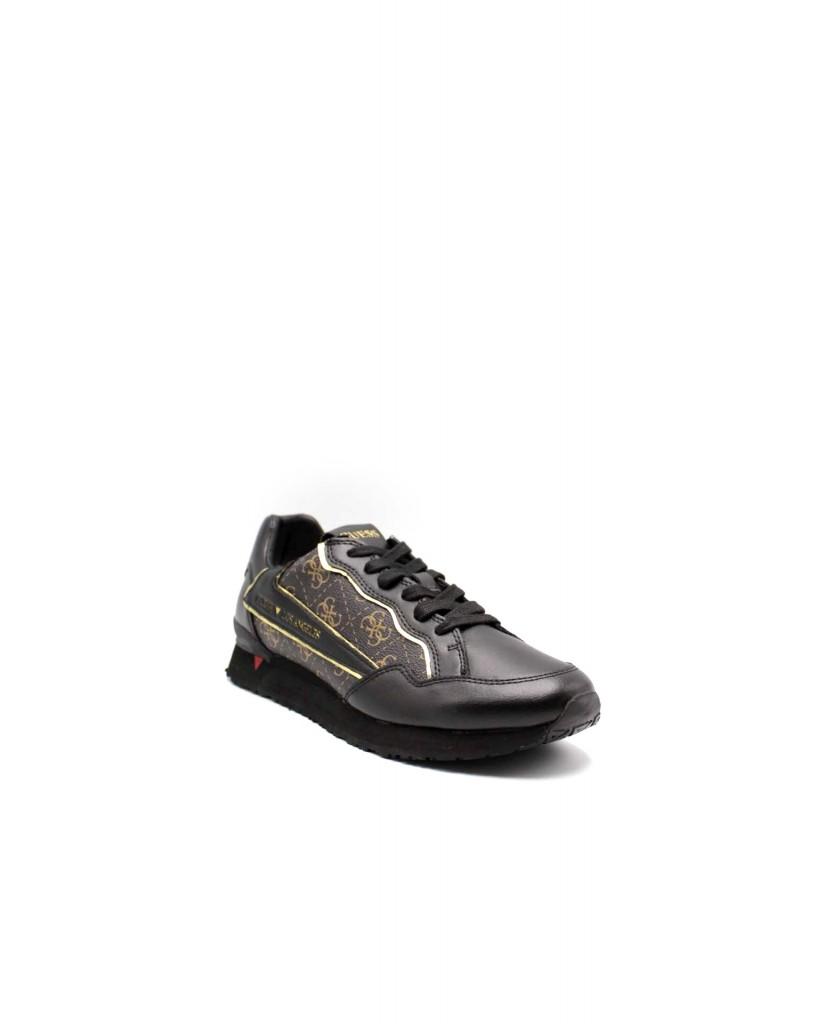 Guess Sneakers F.gomma Genova Uomo Marrone Fashion