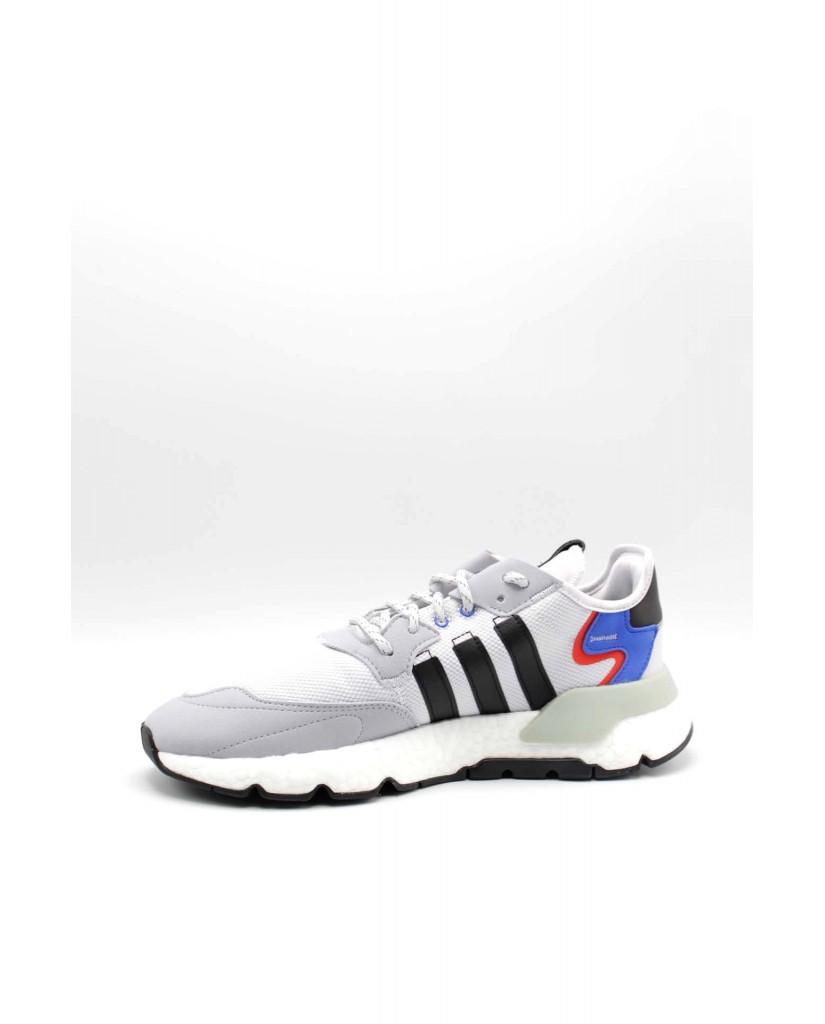 Adidas Sneakers   Nitejogger Uomo Bianco Fashion