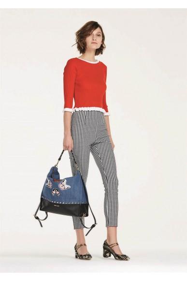 Denny rose Maglie Xs-l Donna Rosso Fashion