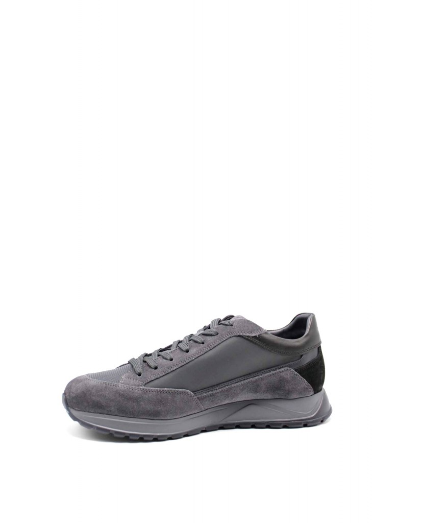 Harmont-blaine Sneakers F.gomma Uomo Grigio Casual