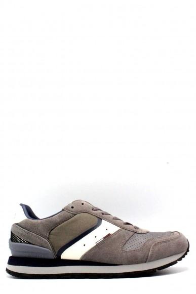 Tommy hilfiger Sneakers   40-45 baron 1c1 Uomo Grigio Casual