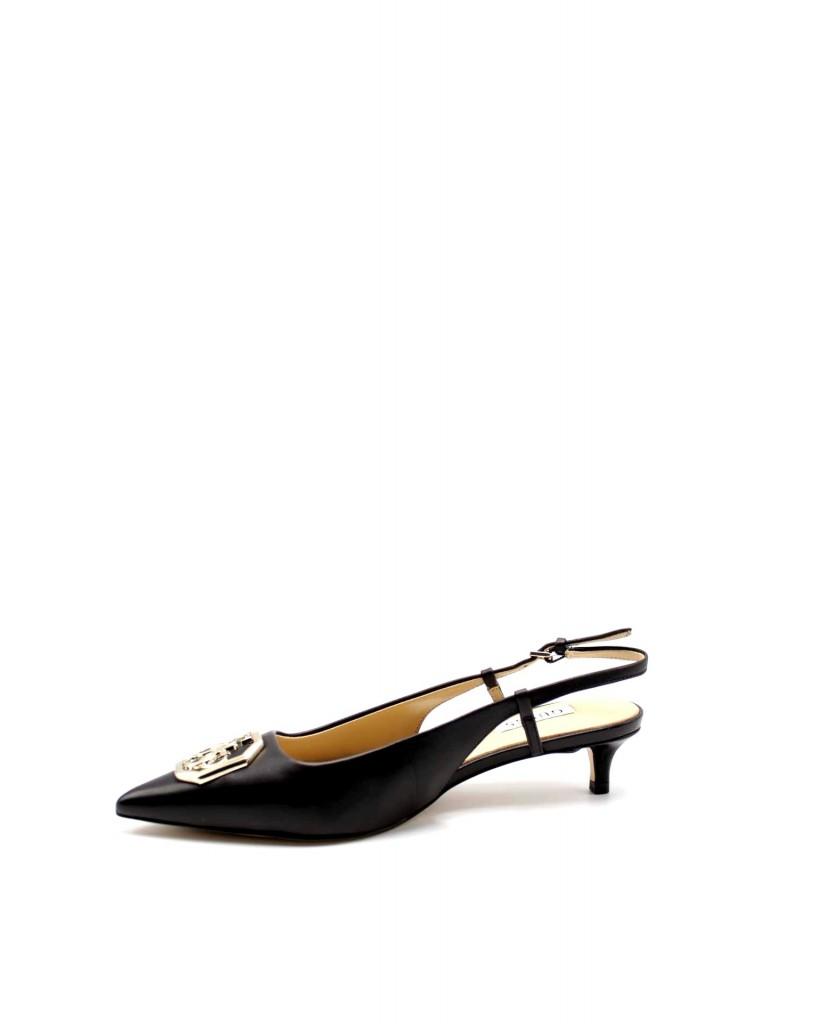 Guess Decollete F.gomma Jessena/sandalo (sandal)/leath Donna Nero Fashion