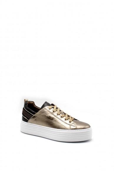 Nero giardini Sneakers F.gomma I117001d Donna Bronzo Casual