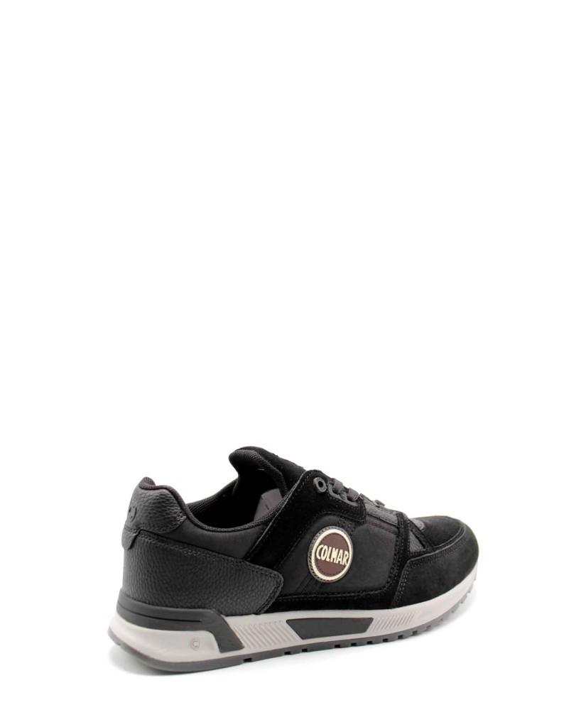 Colmar Sneakers F.gomma Supreme pro mono black 036 clm Uomo Nero Fashion