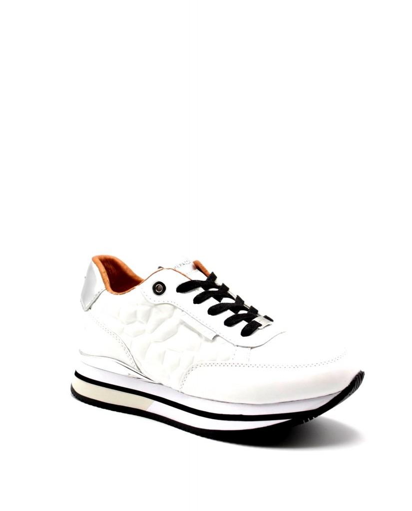 Apepazza Sneakers F.gomma Rosemery Donna Bianco Fashion