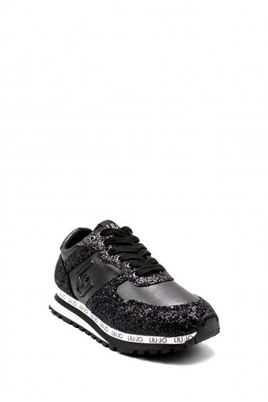Liu.jo Sneakers F.gomma Liu jo wonder 145 Donna Nero Fashion