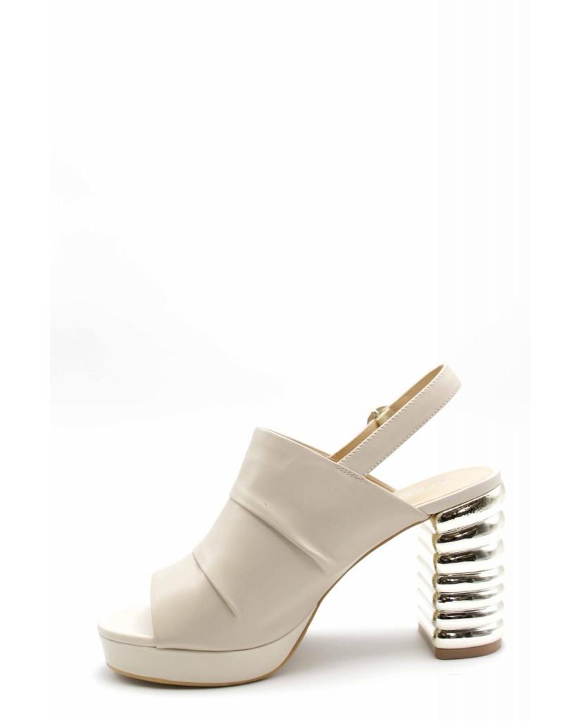 Apepazza Sandali F.gomma Rossana Donna Beige Fashion