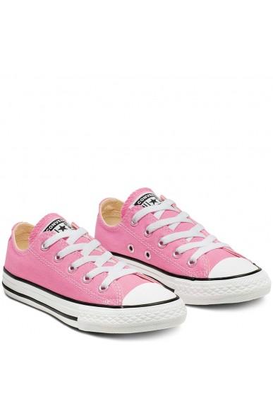 Converse Sneakers F.gomma Chuck taylor all star Bambino Rosa Fashion