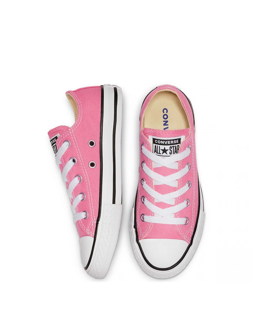 Converse Sneakers F.gomma Chuck taylor all star Bambino Rosa Fashion