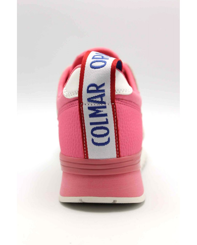 Colmar Sneakers F.gomma 36/40 Donna Bianco Fashion