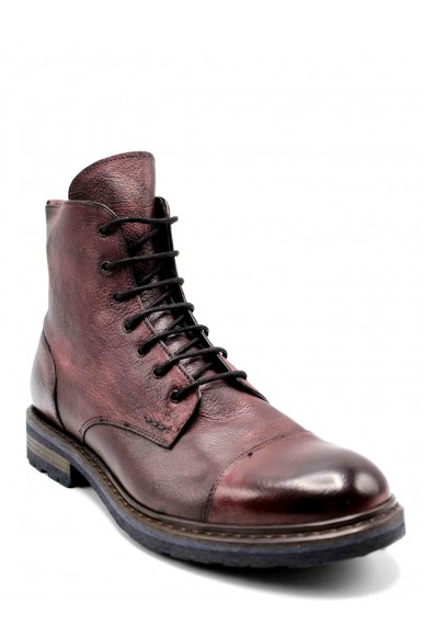 Brecos Anfibi F.gomma Uomo Bordo Fashion