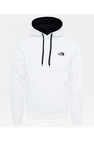 The north face Felpe   M seas drew peak hd Uomo Bianco Casual