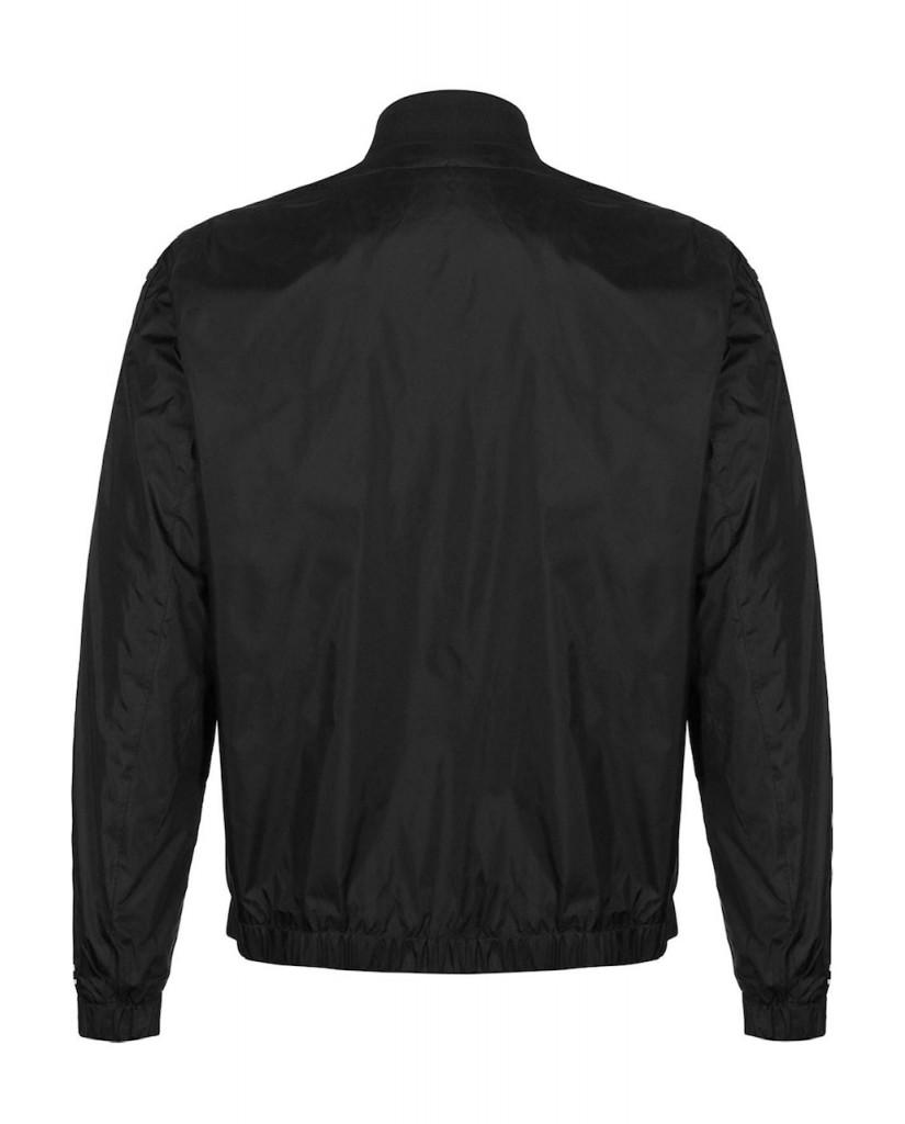Calvin klein jeans Giacchetti   Side logo truck jacket Uomo Nero Fashion