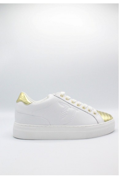 Trussardi Sneakers F.gomma 36/41 Donna Bianco Fashion