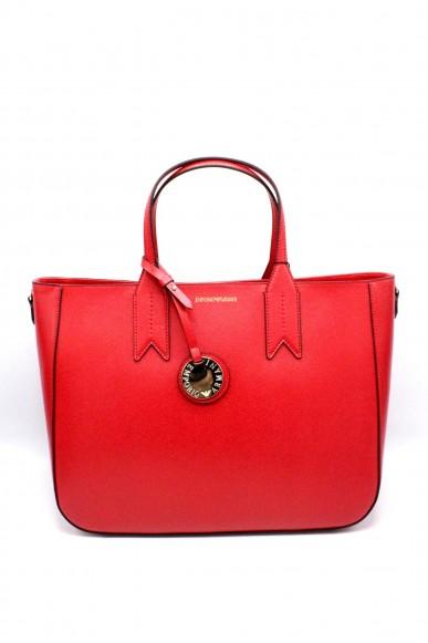 Emporio armani Borse - Tote bag dandelion y3d082 yh15a Donna Rosso/nero Fashion