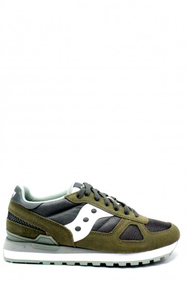 Saucony Sneakers F.gomma 40-46.5 shadow Uomo Verde Casual