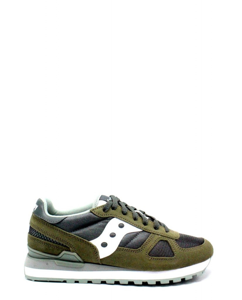 Saucony Sneakers F.gomma 40-46.5 shadow Uomo Verde Casual