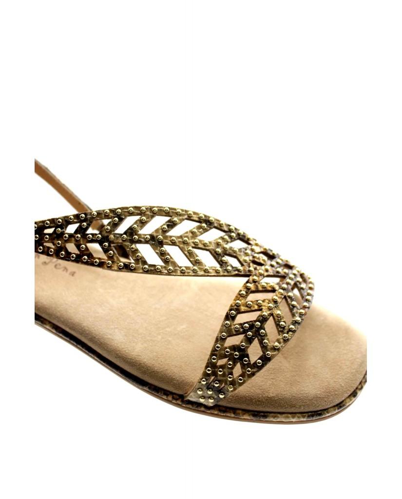 Alma en pena Sandali F.gomma Donna Taupe Fashion