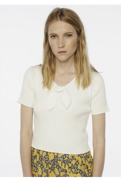 Compagnia fantastica Maglioni   Sp20dej09 Donna Bianco Fashion