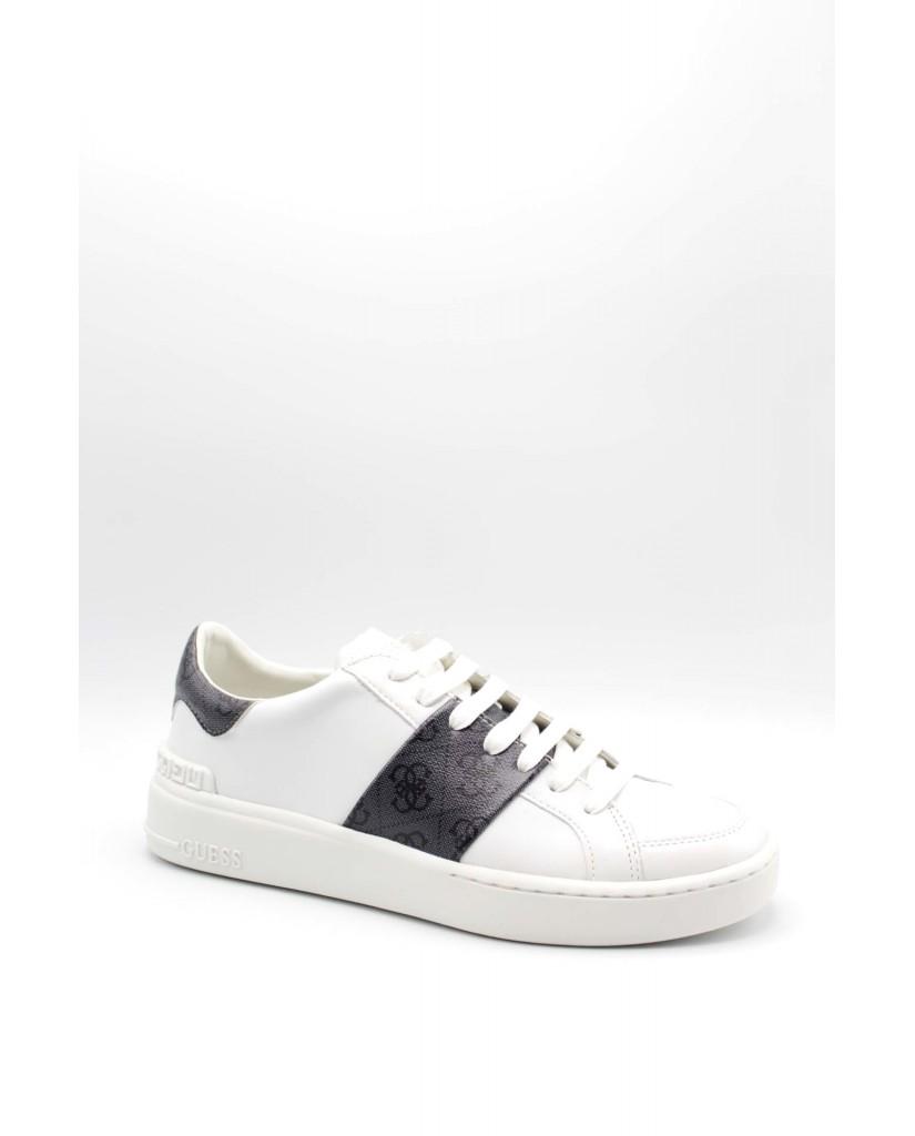 Guess Sneakers F.gomma Verona stripe Uomo Bianco Fashion