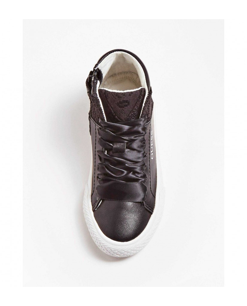 Guess Sneakers   Marty Donna Nero Fashion