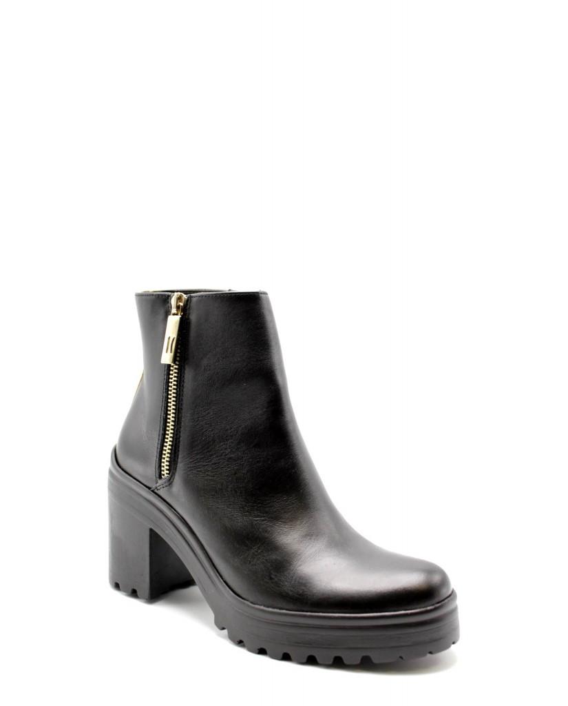 1^classe  Tronchetti F.gomma Izi250535a Donna Nero Fashion