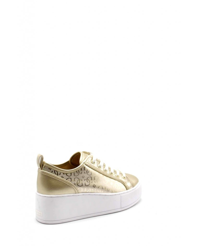 Guess Sneakers F.gomma Neeka/active lady/leather like Donna Oro Fashion