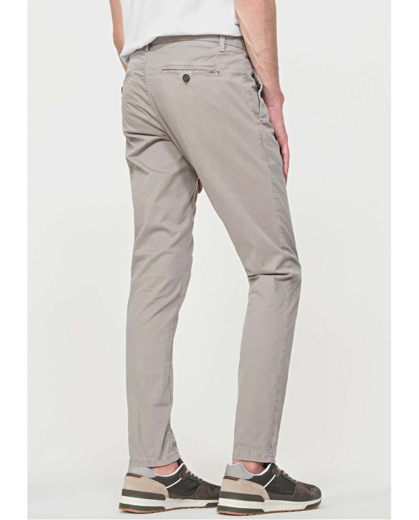 Antony morato Pantaloni   Pantalone skinny bryan Uomo Grigio Fashion