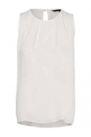 Vero moda Top Donna Bianco Casual