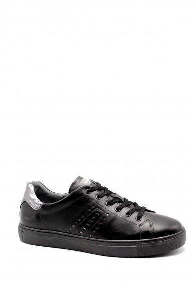 Nero giardini Sneakers F.gomma Guanto nero t.brill argento specchi Donna Nero Casual
