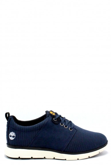 Timberland Sneakers F.gomma Killington l/f oxfor black iris Uomo Blu Fashion