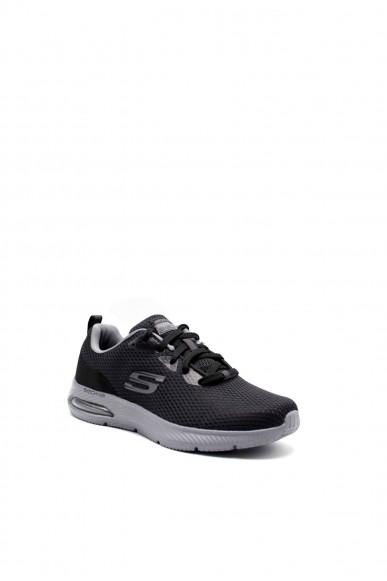 Skechers Sneakers F.gomma Dyna-air Uomo Nero Sportivo